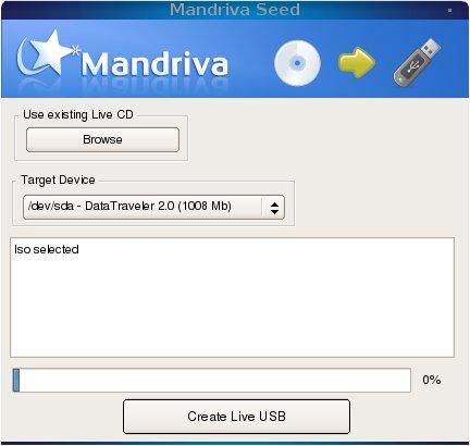 Mandriva Seed Linux