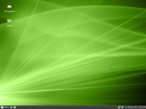 Linux Mint 9 XFCE